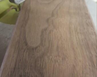 Custom Walnut or Oak bottle opener