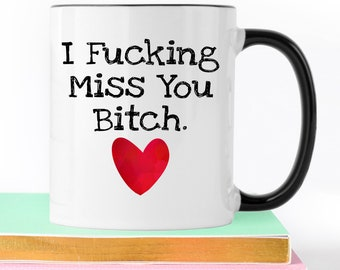 Best Friend Mug, Best Friend Gift, Funny Mug, Best Friends, Friendship Mug, Coffee Mug, Long Distance, Retirement Gift, BFF Gift, Farewell