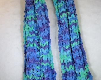 """Bulky Knit Winter Scarf 5"""" X 66"""""""