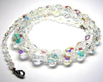Austrian Crystal Bead Necklace