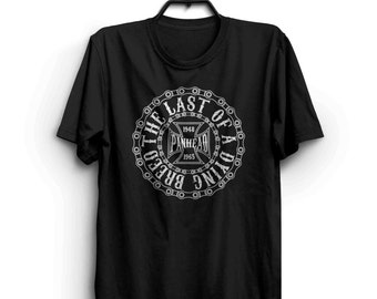 Panhead Shirt - The Last of a Dying Breed - Panhead T-Shirt