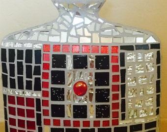 Contemporary Design Mosaic Vase