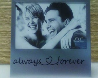 Always & Forever Silver Picture Frame