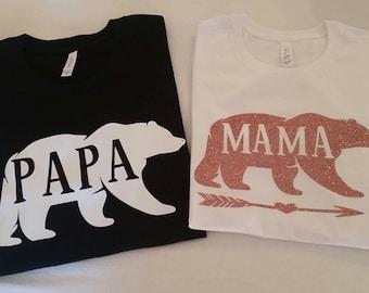 Papa and Mama Bear set