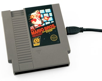 NES Hard Drive -  Choose your game!