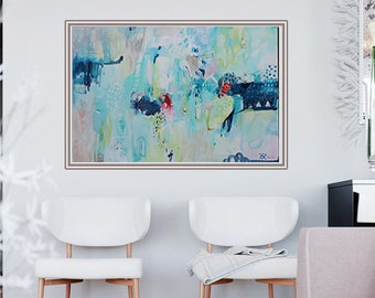 Acrylic Painting, Canvas Wall art, Abstract,Original abstract acrylic painting, Modern Art , painting on Canvas, Original art