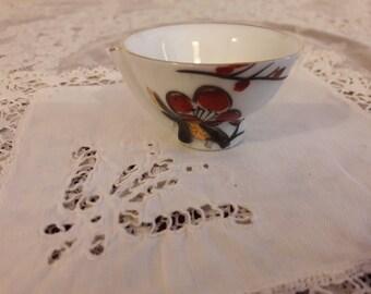 Japanese sake Cup.