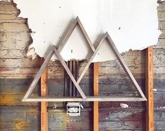 The Little Mountain Shelf - Handmade in USA