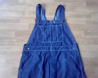 Overalls, Bibs  waist 36x 29 work ware farm ware blue