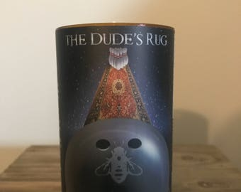 The Dude's Rug Blueberry Scented Candle