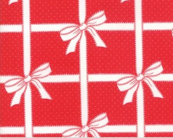 Vintage Holiday by Bonnie and Camille  for Moda Yardage