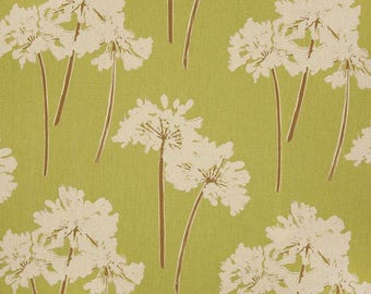 Serenity Fern, Magnolia Home Fashions - Cotton Upholstery Fabric By The Yard