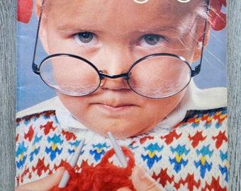 Magazine knitted Maillagogo 14 - children (Vintage)