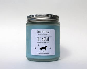 The North Soy Candle- 8 oz