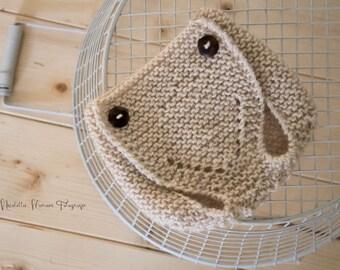 Wool underpants - newborn
