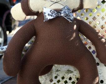 Charlie the Monkey Plush