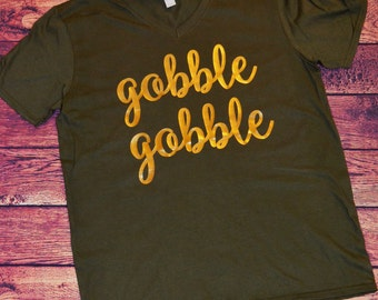 Gobble Gobble Tee