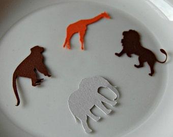 Zoo Confetti (100pc)