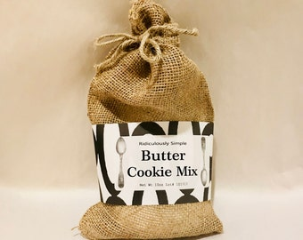 Butter Cookie Mix