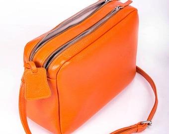 Leather shoulder bag, Leather handbag, Leather purse, leather cross body bag, leather bag,