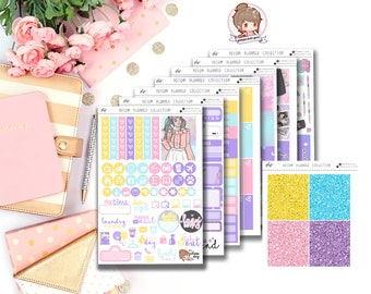 Prism Collection || Weekly Planner Kit