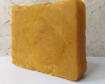 Patchouli Hemp Oil Shampoo Bar - Natural Ingredients - Patchouli Shampoo bar - SUlfate Free - Hemp Shampoo Bar - SLS Free Shampoo