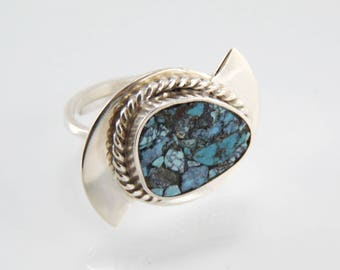 Sterling Silver Ring -AN27T