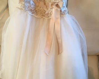 Flower girl dress 2T-SALE