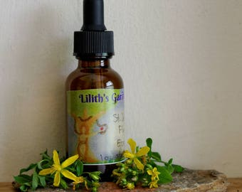 St John's Wort Flower Essence