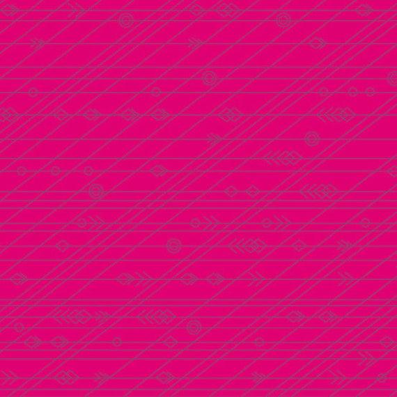 1/2 yd LATITUDE Anemone Pink Diving Board A-8639-E Alison Glass