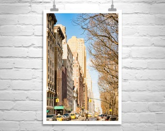 Upper West Side, New York Photograph, Central Park Picture, NYC Gift, New York Art, Manhattan Picture, New York City Gift, New York Print