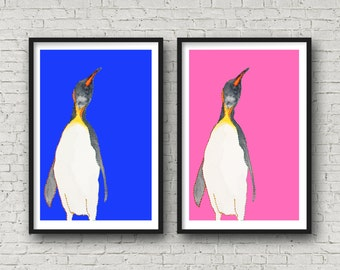 Penguin - Print