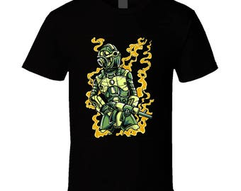 Robot Android Doll T-shirt