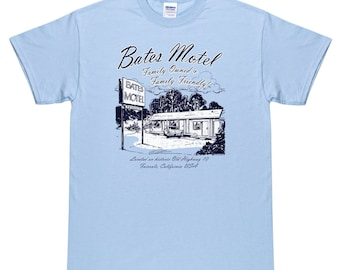 Bates Motel T Shirt