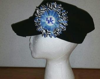 University of Kentucky Distressed Cadet Hat