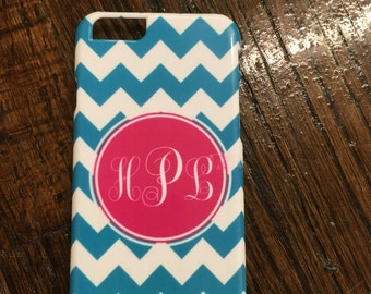 Monogram IPhone 6 Case Customize these cases with your own designs.