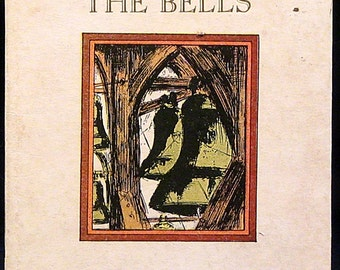 The Message Of The Bells Or What Happened To Us On Christmas Eve by Hendrik Willem Van Loon 1942 First Edition Illustrated Christmas
