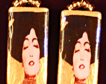 Judith Earrings (Gold)
