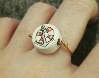 Ceramic Ring anchor