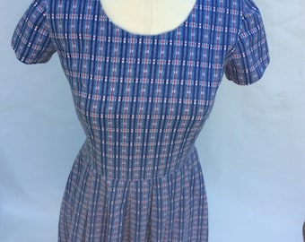 Vintage Fit and Flare Dress