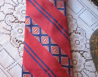 Vintage Oscar de la Renta Necktie-REDUCED from 15.00