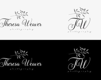 Premade logo Photography logo Watermark