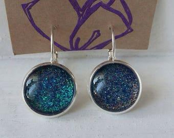 Stud Earrings blue Stud Earrings