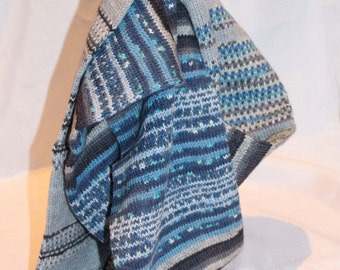 Tubular Infinity scarf/cowl