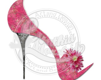 High Heel Shoe Clipart