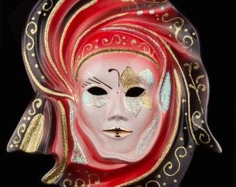 Venetian Mask Rosetta