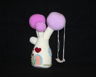 Fairy tree crochet