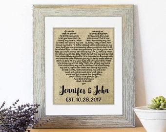 Wedding anniversary etsy