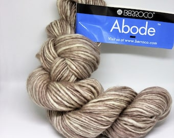 New Berroco Abode 100 Percent Wool Yarn/1 Skein/Flagstone/ 8802