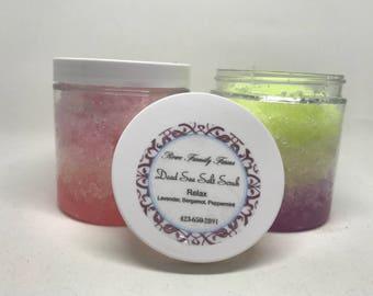 Dead Sea Salt Body Polish